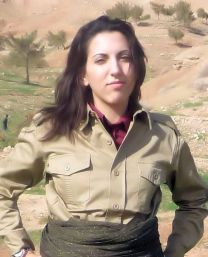 Katerina Tsoukala uniform