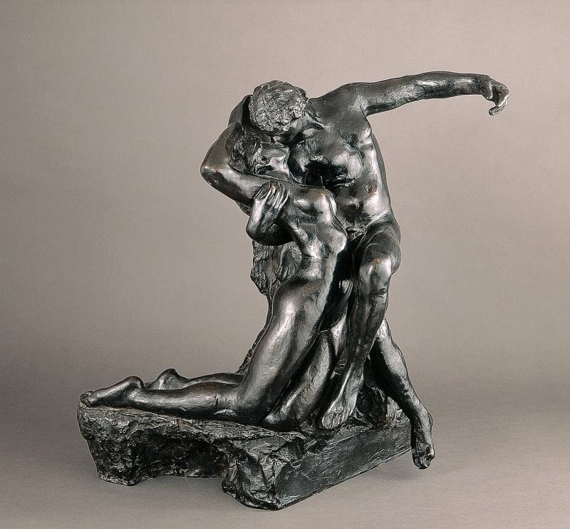 Rodin - The Eternal Spring Kiss